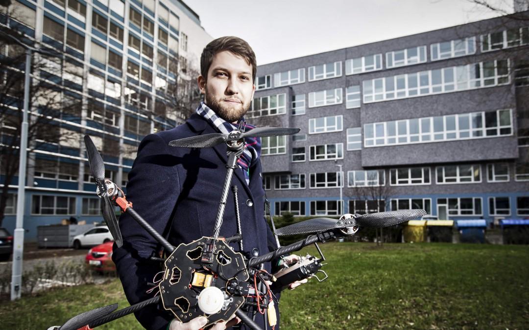 Jan Plachý: Chtěl bych dělat práci, která lidem zlepšuje život